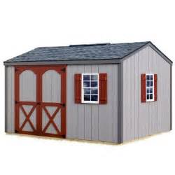 outdoor sheds home depot best barns cypress 16 ft x 10 ft wood storage shed kit