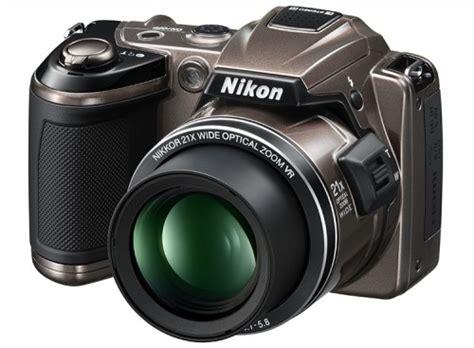 Kamera Nikon Coolpix L120 Nikon Einsteigermodelle Zwei Preiswerte Kompaktkameras Und Eine Bridge Kamera Fotointern Ch