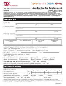 tj maxx job application jvwithmenow com