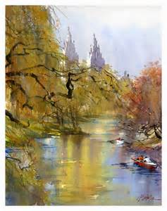 thomas w schaller watercolor fine art watercolors painting