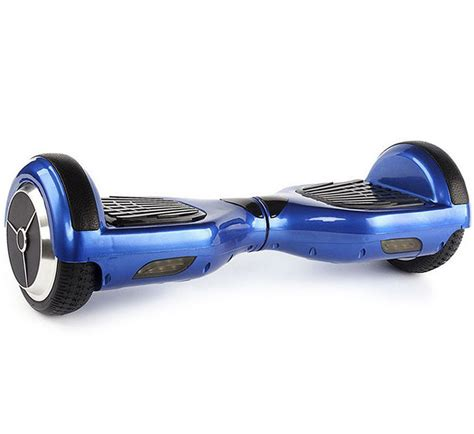 Hoverboard Electric Tipe Lamborghini 6 5 Inch Harga Murah blue hoverboard 6 5 inch electric self balancing scooter smart hoverboards