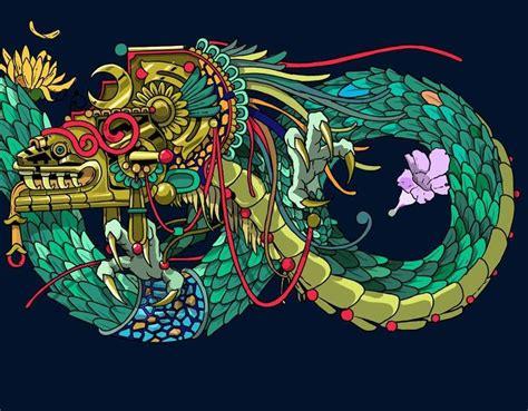 imagenes de serpientes aztecas las 25 mejores ideas sobre serpiente azteca en pinterest