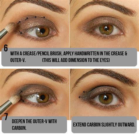 natural eye makeup tutorial mac fashion trends and beauty tips smokey taupe eyeshadow