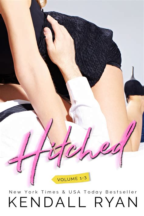 xo zach books hitched the complete series