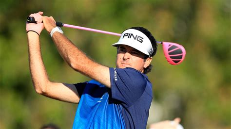 bubba watson swing bubba watson s pink what s the deal