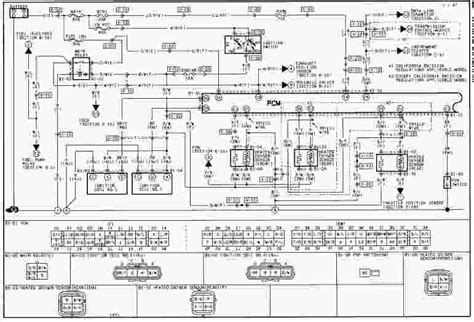 miata horn wiring diagram 25 wiring diagram images