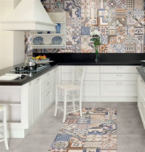 moroccan tile kitchen design ideas create a summery kitchen with moroccan tiles walls and