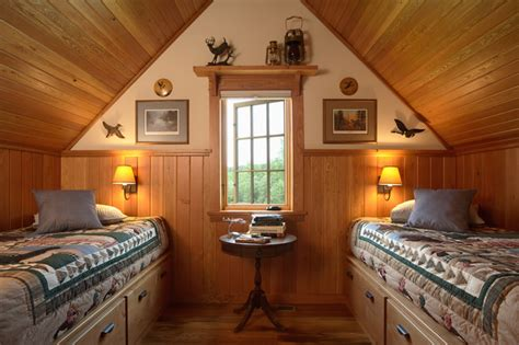 lodge bedroom decor otter tail hunting lodge rustic bedroom