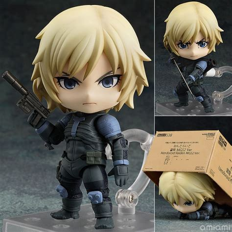 Dpk093 Nendoroid Metal Gear Soloid Solid Snake amiami character hobby shop nendoroid metal gear