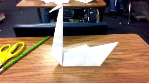 Wikihow Origami Swan - wikihow origami swan 28 images how to fold a