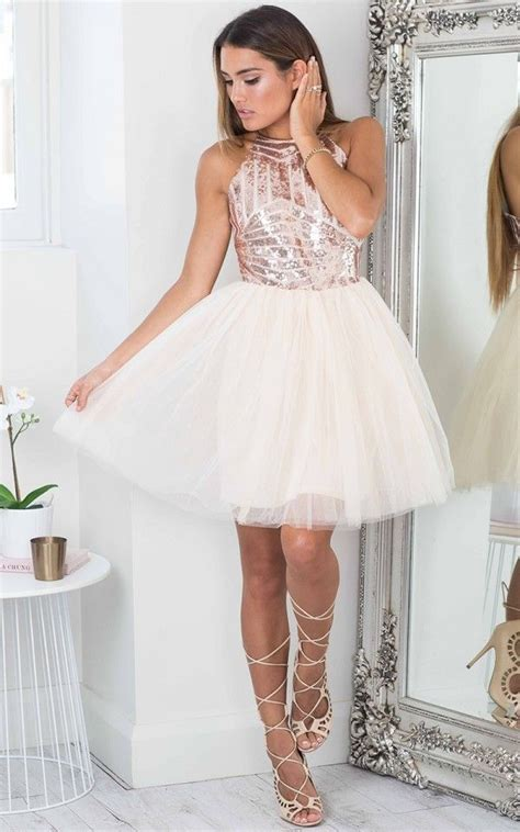 16 Best Sequin Dresses For Fall Winter 2009 2010 by Gold Sequin Tulle Flared Dress Dresses 100