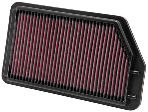 Kia Air Filter K N Delivers Performance Gains For 2011 And 2012 Kia Sportage