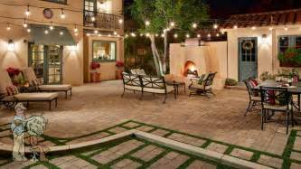Landscaping Small Backyard Spanish Style Water Wise Front And Back Yard In Sierra