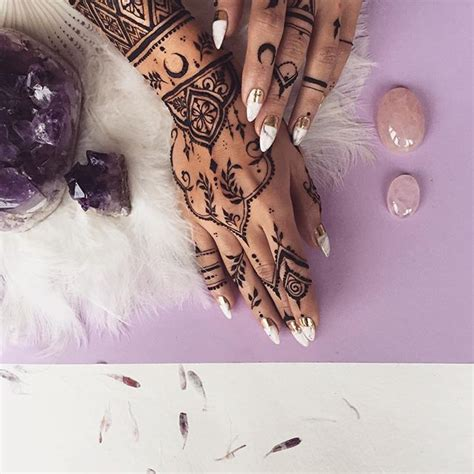 instagram pattern ideas henna on instagram