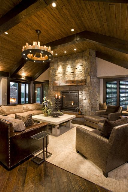 the living room minneapolis rustic family room rustic family room minneapolis