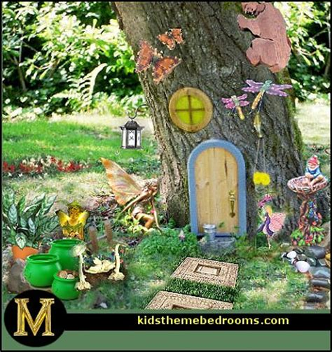 Fairies For Garden Decor with Decorating Theme Bedrooms Maries Manor Garden Decorations Garden Design Ideas