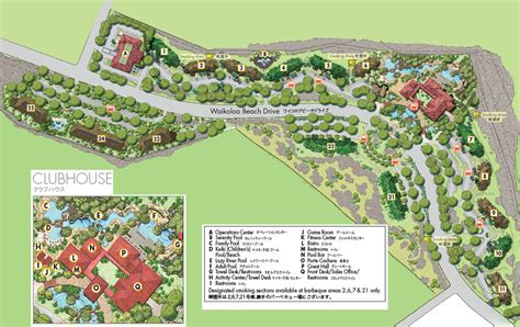 waikoloa resort map land by grand vacations hotel in waikoloa