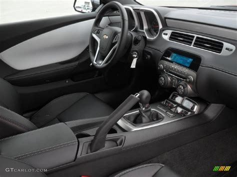 2012 Camaro Interior by Jet Black Interior 2012 Chevrolet Camaro Ss 45th