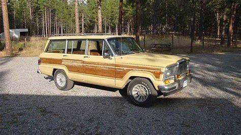 1981 Jeep Wagoneer 1981 Jeep Wagoneer Limited Update