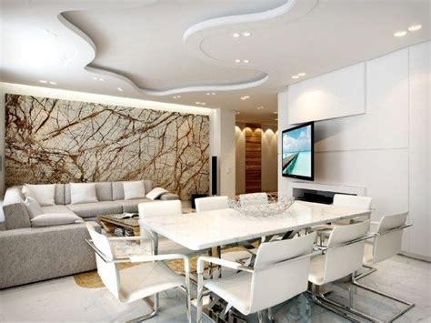 wandgestaltung wohnzimmer grau wohnzimmer mit essbereich in wei 223 und grau und kreative