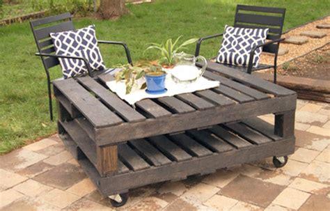 diy ideen möbel outdoor paletten k 252 che