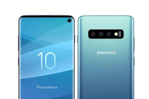 in display fingerprint scanner is coming to at least one samsung galaxy s10 model phonearena