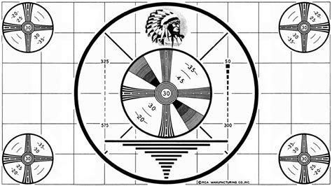 test pattern tv indian head test pattern at 16 9 nyquil org