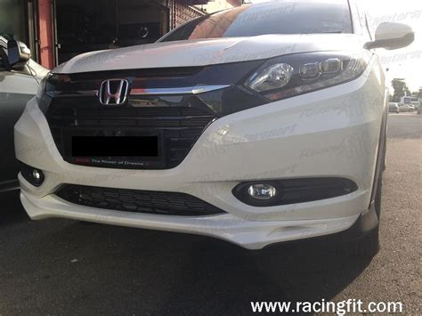 Sparepart Hrv malaysia kit spoiler door visor accessories