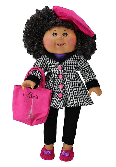 how to make a cabbage patch doll winter hat doll profile all about cabbage patch kids