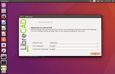 tutorial linux ubuntu español librecad floor plan tutorial