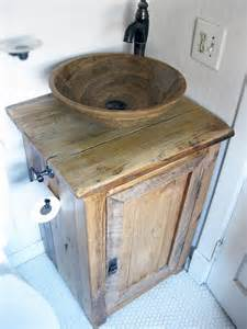 custom sink bathroom vanity custom made sink vanity made with reclaimed lumber by