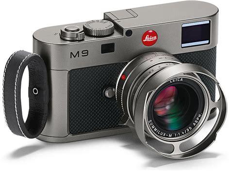 leica ag m9 leica announces m9 titanium special edition photoxels