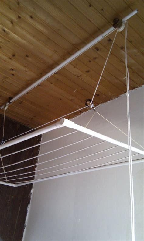 étendage Plafond by Etendoir Linge Plafond Etendoir Suspendu Airavie