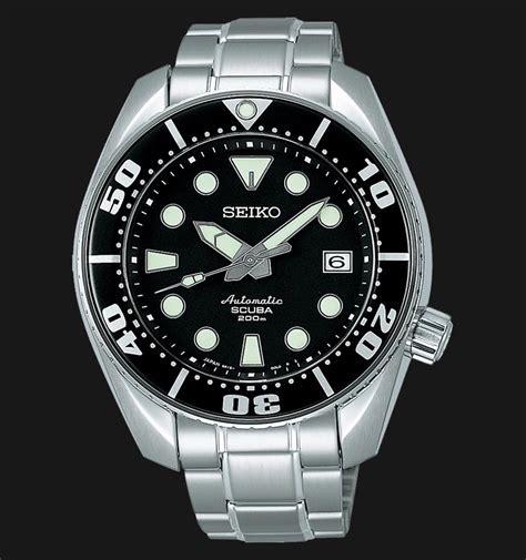 seiko prospex sbdc001 sumo automatic scuba 200m