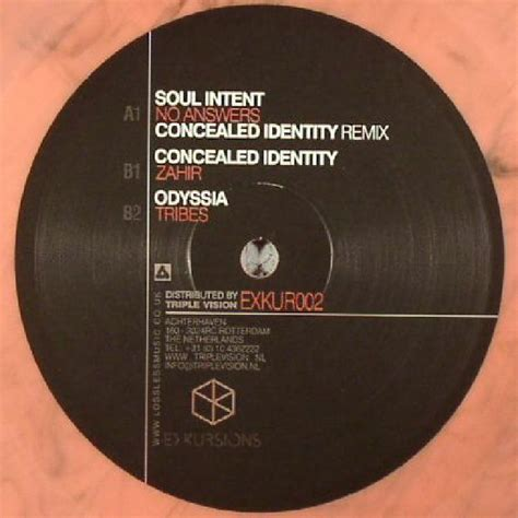Soul Intent soul intent concealed identity odyssia no answers vinyl at