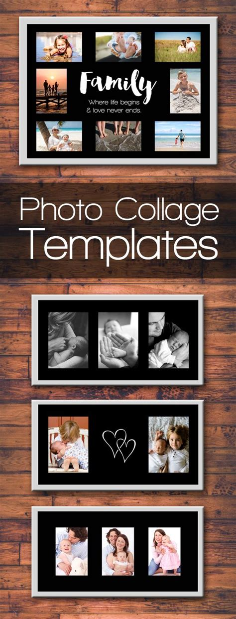 117 Best Images About Discovery Center Store On Pinterest Collage Template Family Photo Family Photo Collage Templates