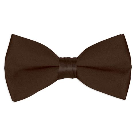 bow tie mens deluxe satin bow ties