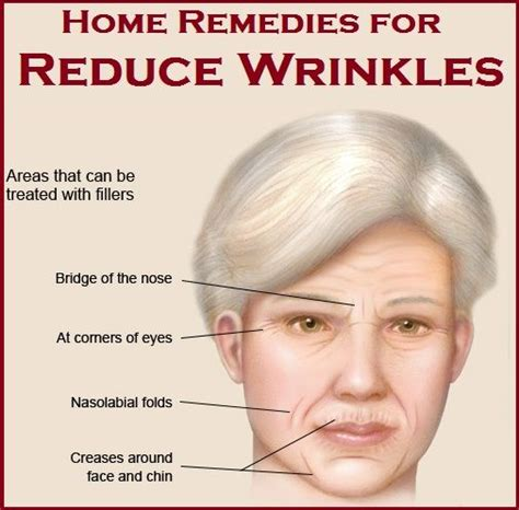 home remedies for wrinkles soap