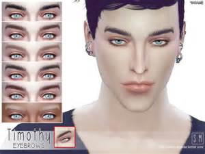 the sims resource timothy male brows by screaming