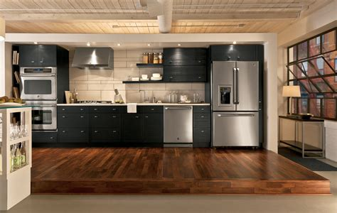 ge s new slate finish joins stainless as premium appliance o slate ge appliances product type