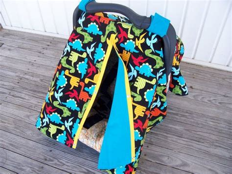 dinosaur car seat canopy 3 in 1 car seat canopy nursing cover and blanket baby