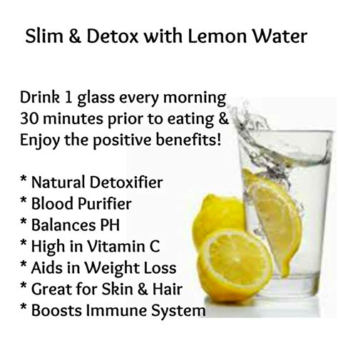Detox Your With Lemon Water cleanse detox lemons lemonwater things to wear