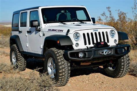 Jeep Wrangler Unlimited Rubicon Road 2014 Jeep Wrangler Unlimited Rubicon X Front Three Quarter