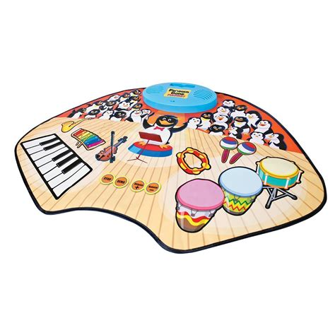 Foot Piano Mat by Piano Keyboard Playmats For