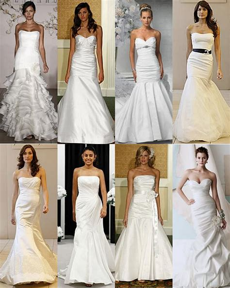 Wedding Dresses By Type by Types Of Wedding Dresses Types Of
