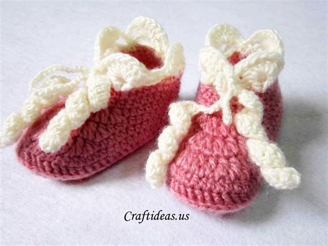 crochet pattern ideas crochet baby booties craft ideas