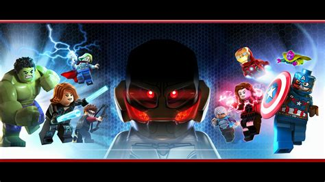 Ps3 Lego Marvels Marvel Avenger achievements trophies lego marvel s