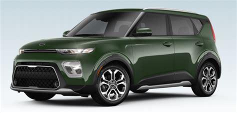 Kia X Line 2020 by 2020 Kia Soul X Line Undercover Green O Fuccillo Kia Of