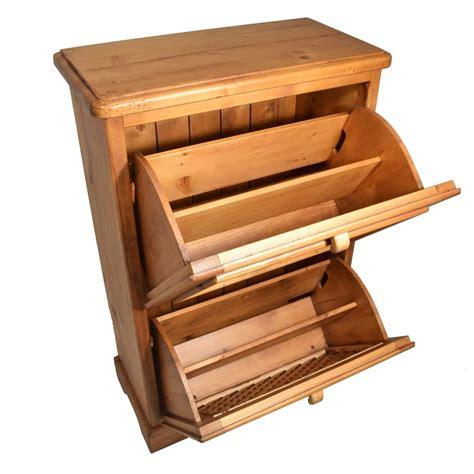 mueble zapatero de madera zapatero r 250 stico de madera ecor 250 stico venta de muebles