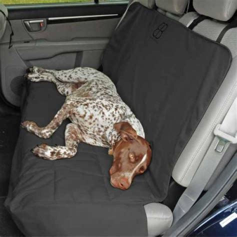 bench seat cover for dogs waterproof car seat covers cargo boot liners barriers
